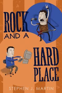 Rock and a Hard Place by Stephen J Martin